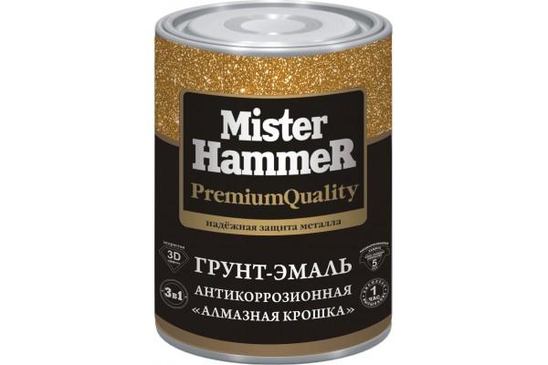 Грунт-эмаль «Алмазная крошка» Mr.Hammer