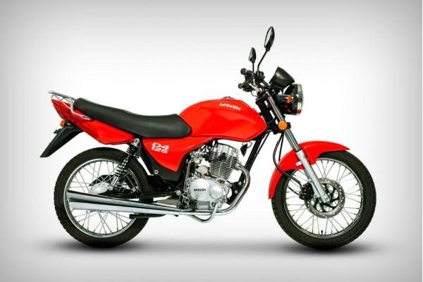 Мотоцикл MINSK D4125