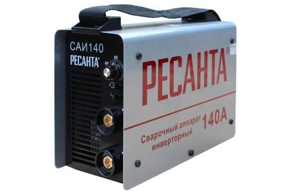 Сварочный аппарат инверторный САИ 140 Ресанта 65/5