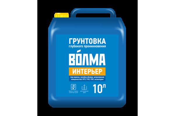 Грунтовка «ВОЛМА-Интерьер» 10 л